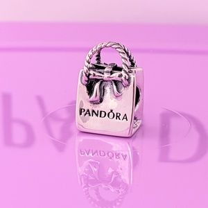 Authentic Pandora Bag Charm